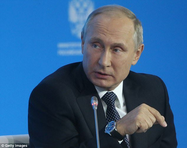 """Putin Warns """"Something Worse Than A Nuclear Bomb Is Coming!!"""""""
