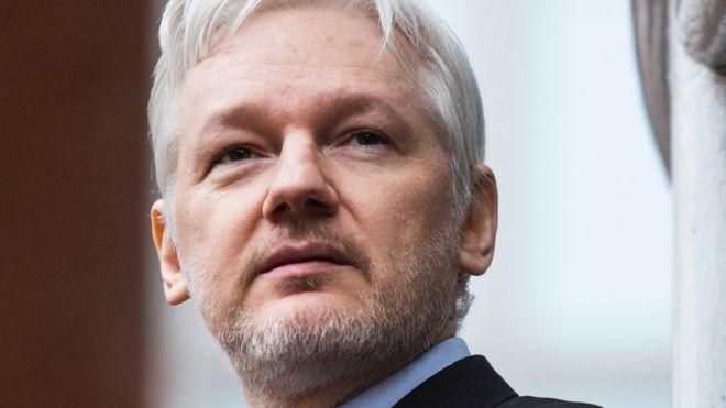 A New Leak? Wikileaks Julian Assange Sends Ominous Tweet… What Does It Mean?