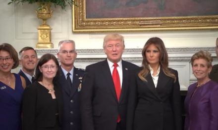 President Trump Sends Ominous Warning During Meeting With Military Officials …What Does It Mean?