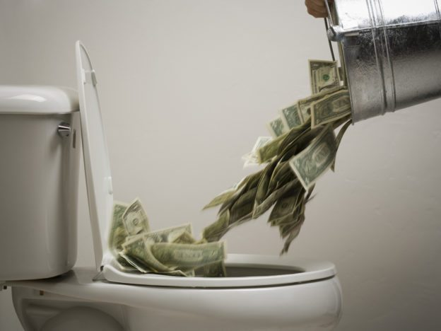 Lets Get Rich: 3 Million In Gold and Silver In Our Toilet Sludge?? No Joke!