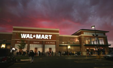 Walmart Monster To Enter Your House When You're Not There—Whats Next FEMA Camps…