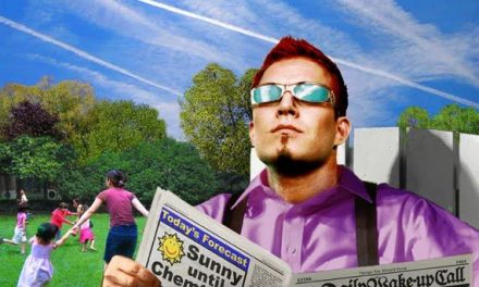Don't Believe In Chemtrails and Weather Manipulation You Will After This Congressional Hearing