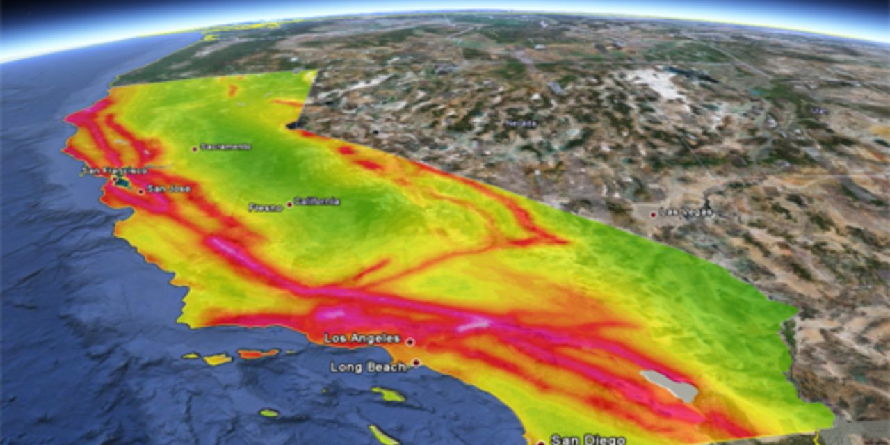 The Big One Is Coming—Scientists Nervous Over Swarm of Earthquakes Beneath San Andreas Fault
