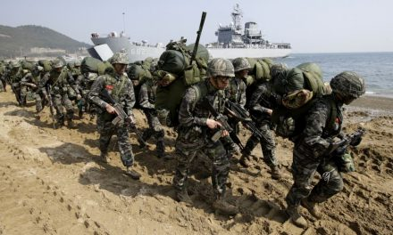 "Largest Military Drill Commences In S. Korea As Senator Says ""Move Dependents Out Now"" War's Close!"