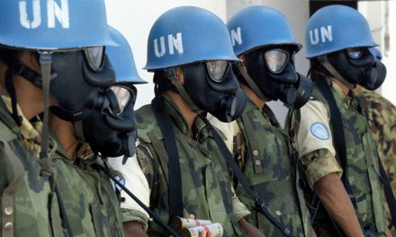 "Has It Begun? United Nations ""Peace-Keepers"" To Hit The Streets Of Chicago? The Truth…"
