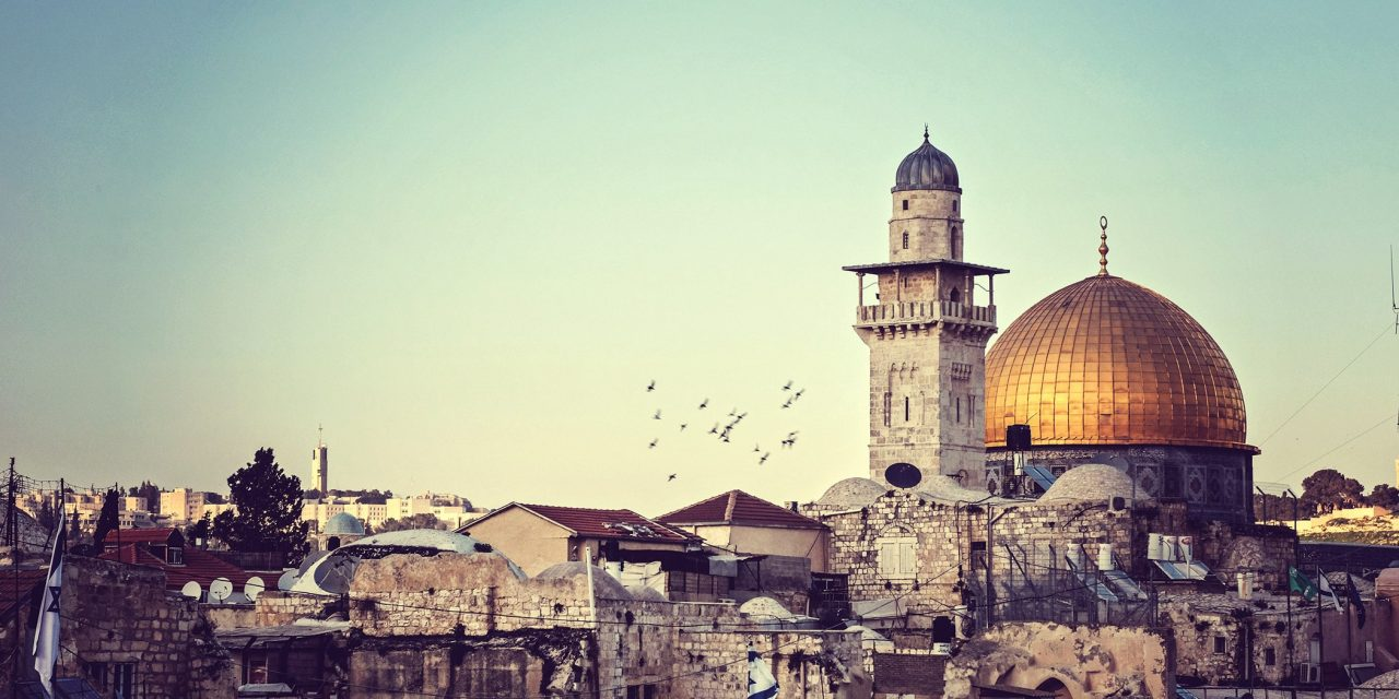 With All Eyes On Jerusalem Something Big Is Happening Behind The Scenes…