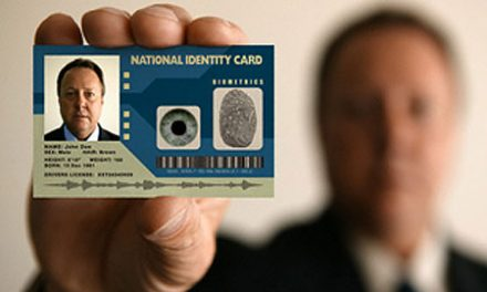 Red Alert! Ron Paul Warns Police State Coming! House Resolution Makes Americans Have National ID Card..