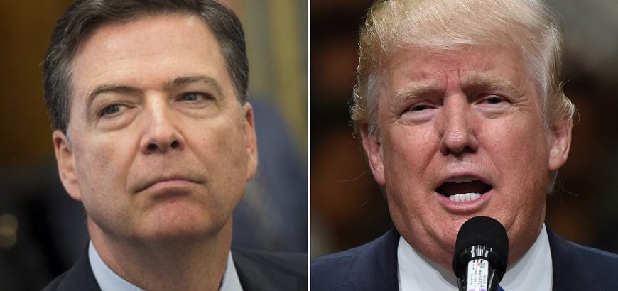 James Comey's Memo Arrives Then Bang Democrats File Lawsuit In Revenge, as Assange Proves No Russian Hack