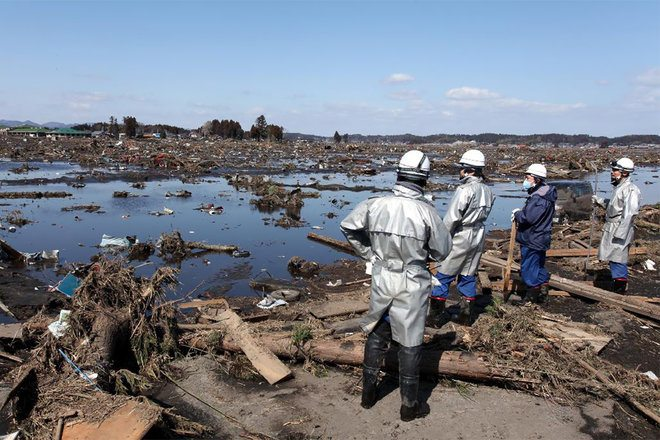 If You Thought Fukushima Was Over With You're Dead Wrong! Guess What's Happening NOW?