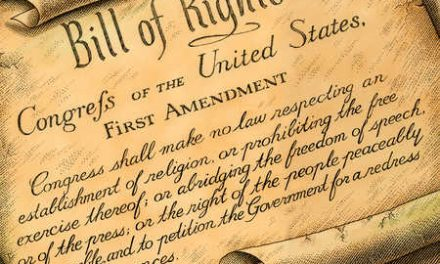 Help! U.S. Government Just Sold Our First Amendment Right To The Highest Bidder—Ruthless