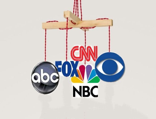 How Fake Is Fake News- Wait Until You See These Real Life 'Media Puppets'