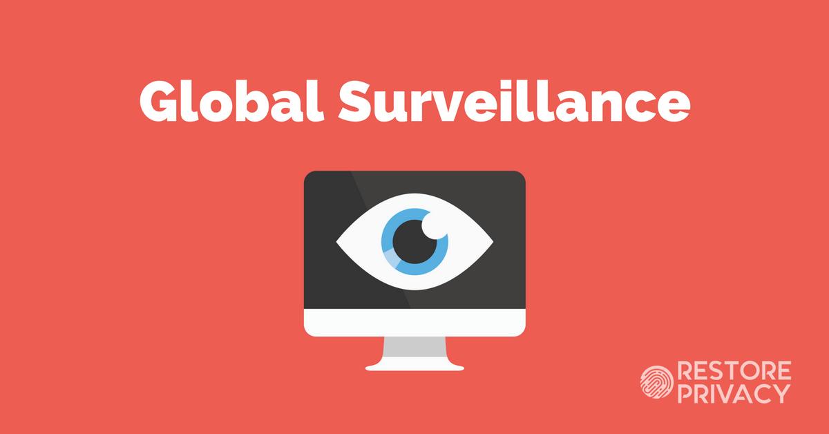 "The Global Alliance Has ""14 Eyes""…Proof Of Global Spy Grid…"