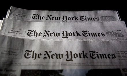 BANG! New York Times Admits There's a Coup D'etat on Trump and Pushes Civil War