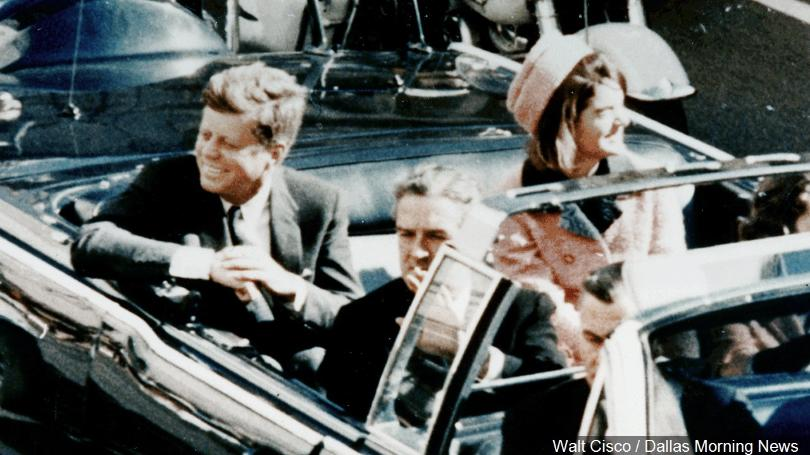 Who Really Killed JFK and Why? Ancient Aliens Mike Bara Shows Photographic PROOF