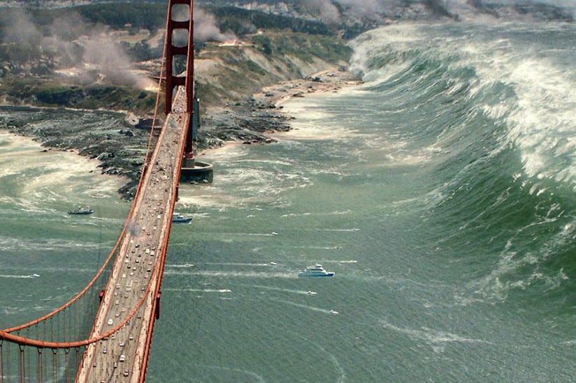 "Something's Up? Mainstream Media's Warning a Tsunami ""Might Hit"" & a Mega Earthquake Will"