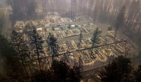 ALERT! It's All Planned! Proof The UN Is Involved in The California Fires!