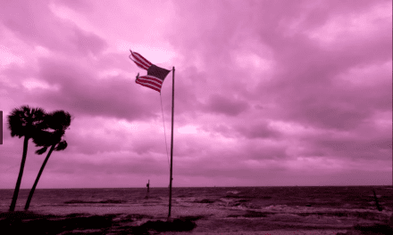 Bizarre? Why Are Skies Turning Purple? Here's What The Media Won't Tell You…