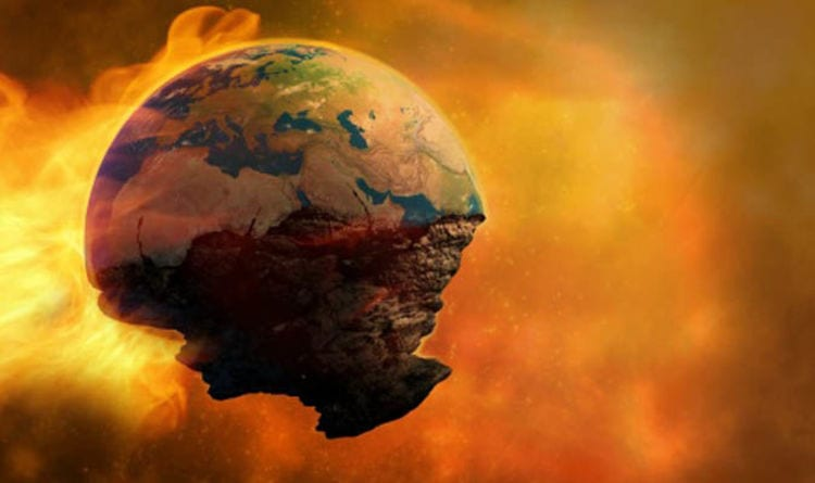 "The United Nations Threatens, ""We're All Doomed in 12 Years!""…If This Is True…"