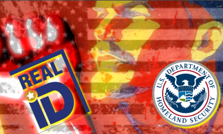 Why Real ID Is The Final Nail In Our 9/11 Coffin… H-U-G-E!