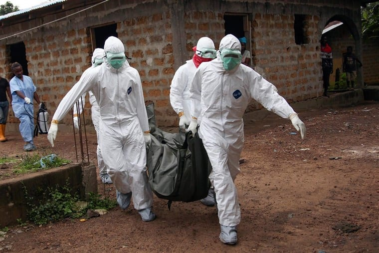 Ebola NOT Going Away! People Are Scared! International Health Emergency? Medical Martial Law?