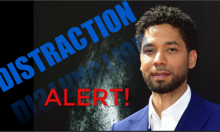 You're Being Distracted By Jussie Smollett! Charges Dropped…You Won't Believe Who's Behind It!
