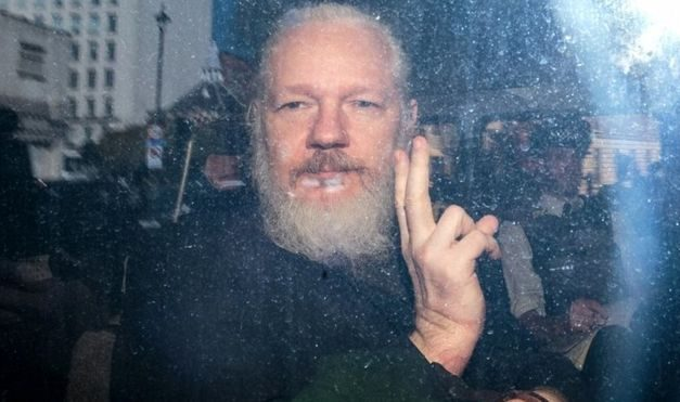 ALERT! Julian Assange Is Facing The Death Penalty In The US! They Want Him Dead!