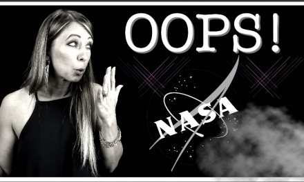 "OOPS! NASA ""Accidentally"" Debunks Global Warming/Climate Change…"