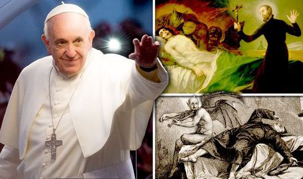Pope Makes 'Antichrist Covenant' and Summons New World Order As Catholics Plot Against Him!