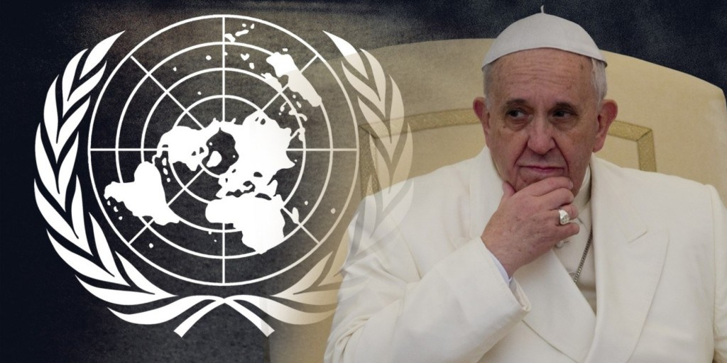 Pope Summons 'AntiChrist Body' To Ignite Global Rule and 'Save The Planet'…Meanwhile They're Poisoning You