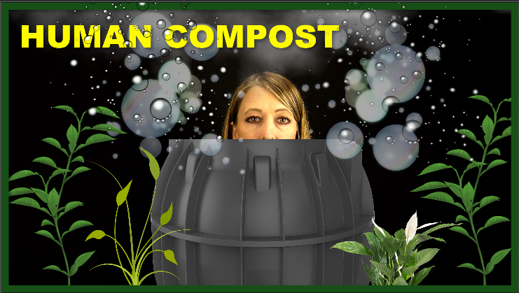 Human Tanks Prepped For Your Dead Bodies—From The Grave To Your Dinner Table!