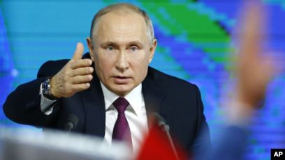 "Dire Warning Issued By Putin: ""Something Catastrophic Is Coming…"""