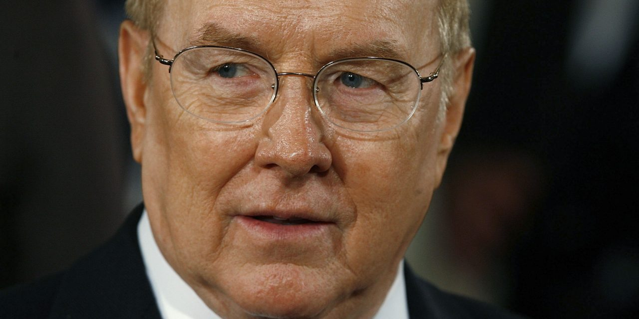 James Dobson Issues Dire Warning To America…Be Ready!