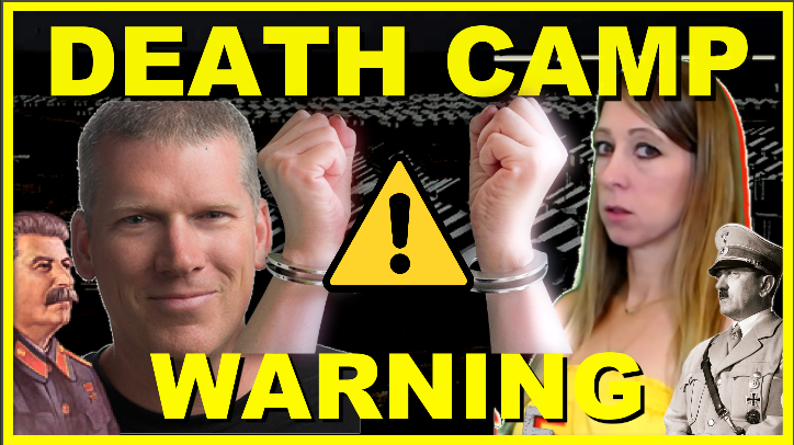 "MIKE ADAMS Issues ""Death Camp"" Warning! Genocide, Round-Ups? BOMBSHELL!"