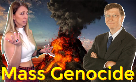 Bill Gates New Plan To Kill Millions To 'Save The Planet' & He's Funding It Now!