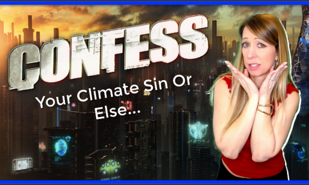 Confess Your 'Climate Sin,' Dystopian Parasitic Homes, and REAL Slavery For Americans