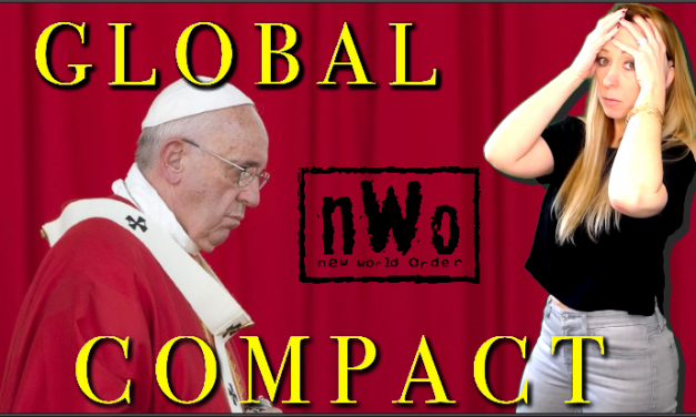 Pope To Sign 'Antichrist Global Pact' Beckoning New World Order Ruler