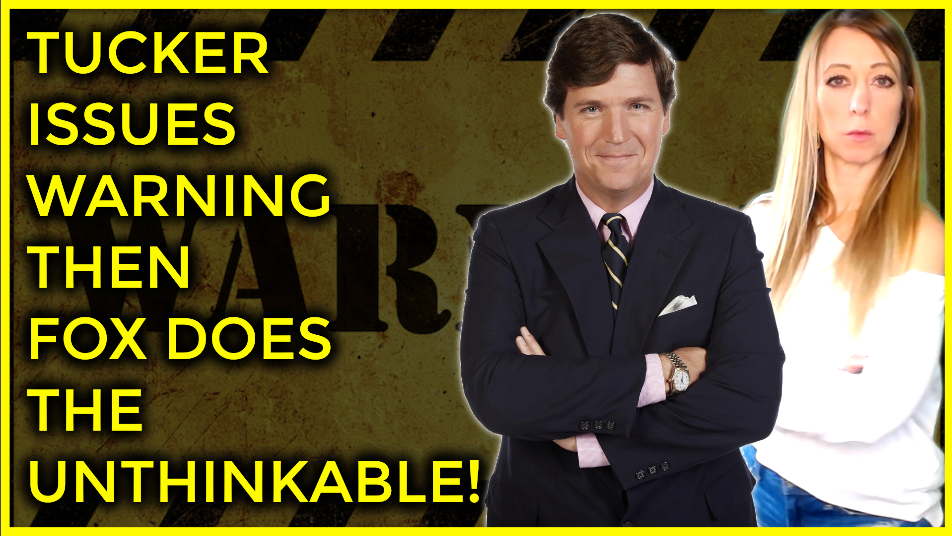 Image result for Tucker Issues Warning Then Fox Does The UNTHINKABLE: Consider Yourself Warned!