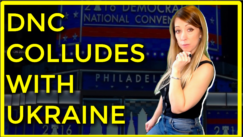 BANG! DNC Colludes With Ukraine To Take Trump Out! 100% PROOF! Table Turner!