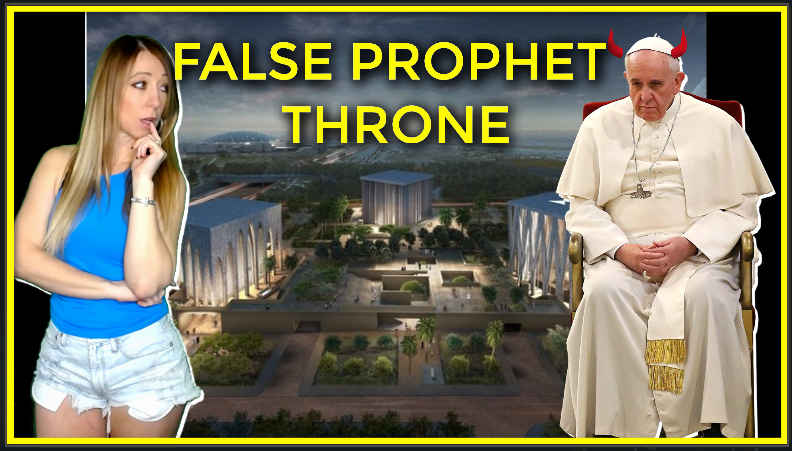 Pope Prepares False Prophets Throne: As Cardinals Form a 'Coup' Against Him