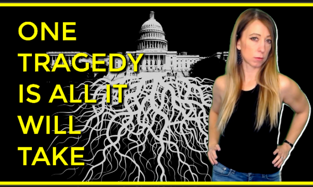 One TRAGEDY Is All It Will Take: Mass Detention, Secret Government, Martial Law and America's Over