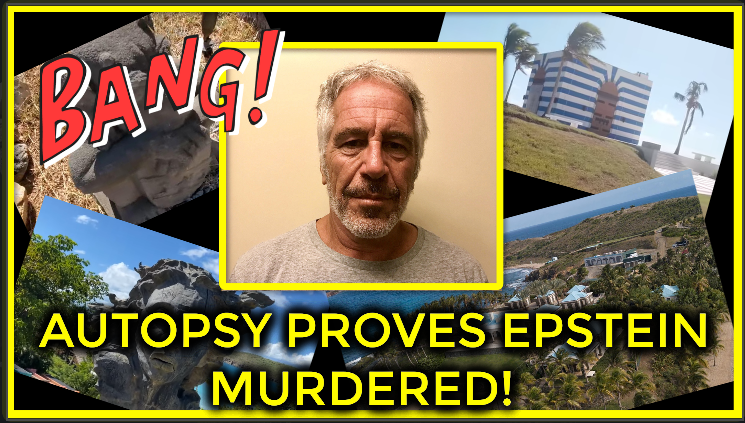 Just Like I Said! AUTOPSY PROVES EPSTEIN WAS MURDERED & Journalists Invade His Island!