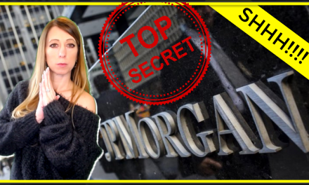 JP Morgan CEO Issues DIRE WARNING… Then FEDS Respond With This…