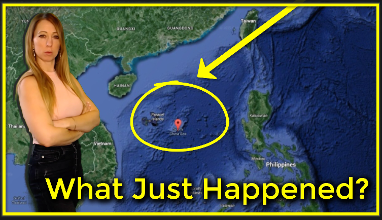 "There's Been A ""Mysterious INCIDENT"" In the South China Sea—No One Knows What Happened…UNTIL NOW!"