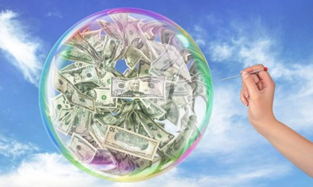"""The Mother Of All Bubbles Will Blow…"" Says Blackstone Strategist! As Feds Hit Pause! Insider LEAKS!"