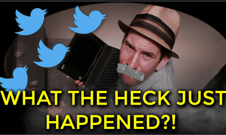 Did Twitter Really Just Print That? An Eerie Admission As Matt Drudge Goes MIA and Strategist Says Put Anti-Vaxxers In FEMA Camps
