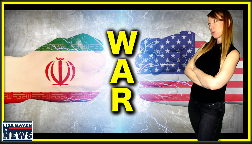 2020 Hits and BANG HELL Breaks Loose—US Cities Prepare For Iran Strikes—WWIII? Sleep Cell Activation?