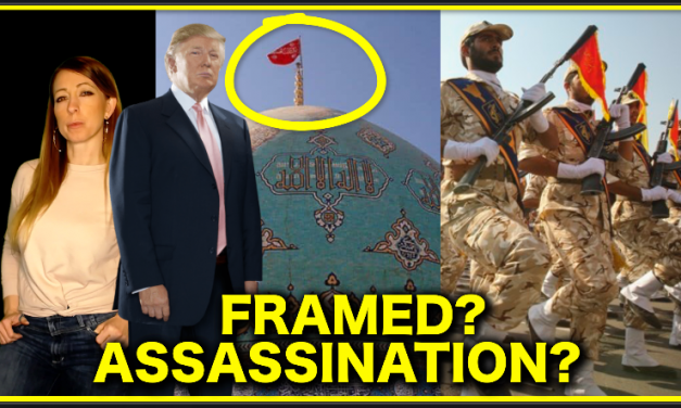 Iran Threatens To Kill Trump! Globalists Involved? Attempt To Frame OR Assassinate Trump Revealed—War?