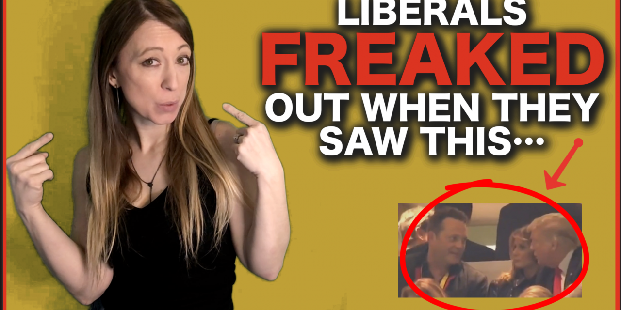 LOL! Liberals Freaked Out When They Saw This Happen…Common Sense Has Left The Building!