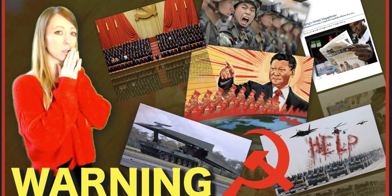 Emergency Warning and Existential Threat: China's Secret Weapon Deadlier Then Armies Unleashed In U.S.