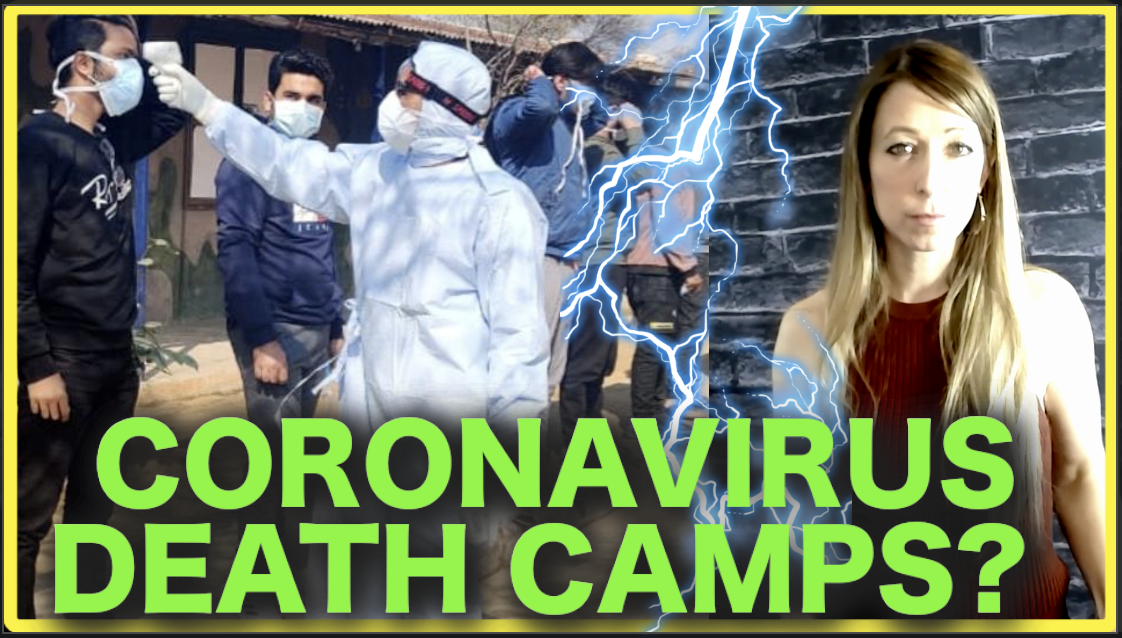 Coronavirus Death Camps…They're Not Just In China—AI Predicts 53 Million Die